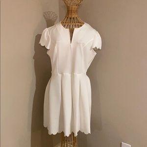 Beautiful scallop dress